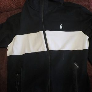 POLO RL Zip Up Jacket Sz S